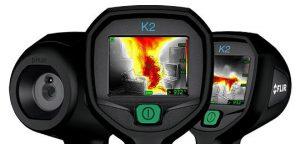 Unsere neue Wärmebildkamera ...
